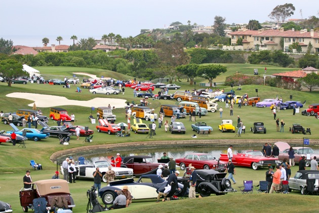 St Regis Monarch Beach Car Show